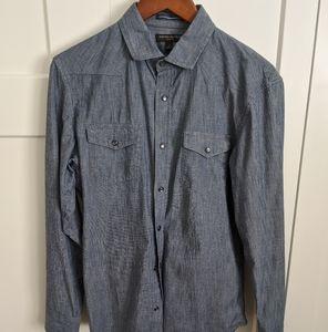 Banana Republic slim fit shirt - size S